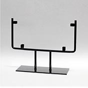 Horizontal Metal Stand - 12 in.