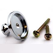 Nickel Knob Pull