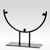 Round Metal Stand - 12 in.