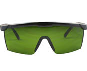 Fusing Safety Glasses Green #3