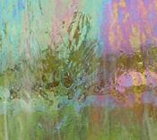 Opal/ Amber/ Green/ Wispy Iridized