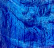 Cobalt Blue/ Opal/ Streaky