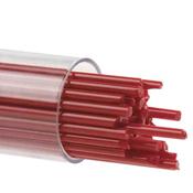 2mm Red 17-1/2 in. Stringer 90 COE (6.5 oz. tube)