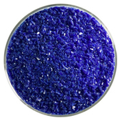 5 Pound Jar Deep Cobalt Blue Medium Frit 90 COE