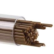 2 mm Woodland Brown Opal 17-1/2 in. Stringer 90 COE (6.5 oz. tube)