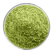 Avocado Green Opal Medium Frit 90 COE (1 Pound Jar)
