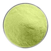 Avocado Green Opal Powder Frit 90 COE (1 Pound Jar)