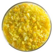 5 Pound Jar Marigold Yellow Coarse Frit 90 COE