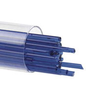 2mm Deep Royal Blue 17-1/2 in. Stringer 90 COE (6.5 oz. tube)