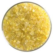Yellow Coarse Frit 90 COE (1 Pound Jar)
