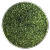 Light Aventurine Green Fine Frit 90 COE (1 Pound Jar)
