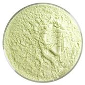5 Pound Jar Spring Green Tranparent Powder Frit 90 COE