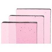 Billet - Erbium Pink Tint Fusible 90 COE