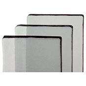 Billet - Pale Gray Transparent Tint Fusible 90 COE