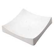 Square Ceramic Slumper Mold - 10.1 in.