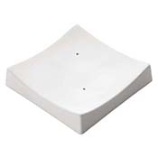 Square Ceramic Slumper Mold - 4.5 in.