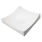 Square Ceramic Slumper Mold - 12 in.