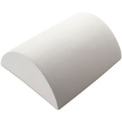 Lamp Bender Ceramic Slumper Mold - 8.5 x 10.1 in.