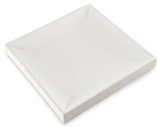 Square Nesting Plate (large) - 8.6 x 1 in.