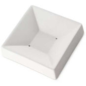 One-Square Dish Ceramic Slumper Mold - 3.5 in.