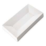 Small Rectangle Ceramic Slumper Mold - 9.5 x 5.4 in.
