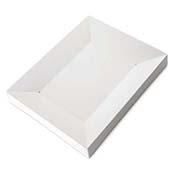Medium Rectangle Ceramic Slumper Mold - 11.4 x 9.1 in.