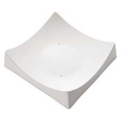 Square Ceramic Slumper Mold - 6.8 in.
