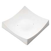 Square Ceramic Slumper Mold - 6.1 in.