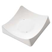 Square Ceramic Slumper Mold - 5.2 in.