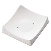 Square Ceramic Slumper Mold - 3.4 in.