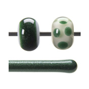 Aventurine Green 90 COE Rod (sold per pound; 1/4 pound minimum)