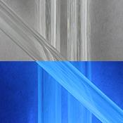Solid Blu-V Tube (UV) 33 coe (1/4 lb. minimum)