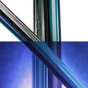 Glacial Glow Tube (UV) 33 coe (1/4 lb. minimum)