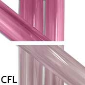 Voodoo (CFL) Tube 33 COE (1/4 lb. minimum order)