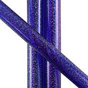 Spectrum Dichro over Cobalt Tube 33 COE (1/4 lb. minimum order)