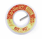 Canfield 60/ 40 solder (1 lb. spool)