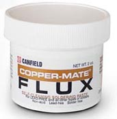 Canfield Copper Mate Paste Flux (2 oz)++