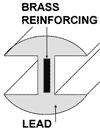 3/16 x 5/32 in. H-Round - Reforce
