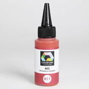 Red Color Line Enamel Pen (Bullseye 008493)