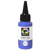Cobalt Blue Color Line Enamel Pen (Bullseye 008562)