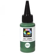 Sea Green Color Line Enamel Pen (Bullseye 008565)