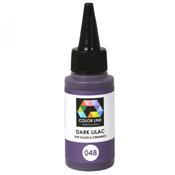 Dark Lilac Color Line Enamel Pen (Bullseye 008567)