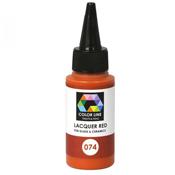 Lacquer Red Color Line Enamel Pen (Bullseye 008570)