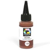 Brown Color Line Enamel Pen (Bullseye 008482)