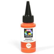 Orange Color Line Enamel Pen (Bullseye 008486)