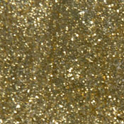 Color Magic Gold Glitter Transparent ++
