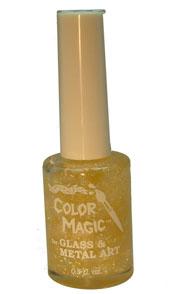 Color Magic Iridescent Glitter Transparent ++