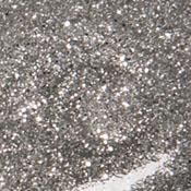 Color Magic Silver Glitter Transparent ++