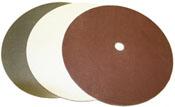12 in. Disc - 270 grit NickelBond