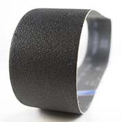 80 Grit / 3 x 41-1/2 Silicon Carbide Sanding Belt (fits COV 761WBS )